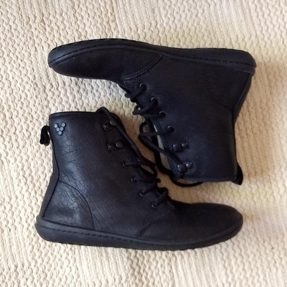 Vivobarefoot Gobi Hi Top Leather Winter